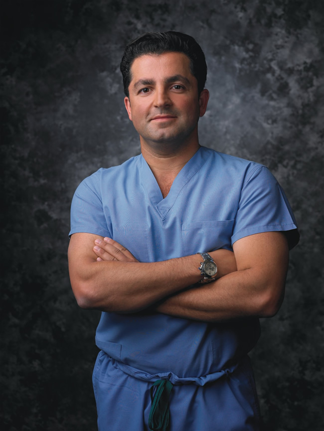 Urologist San Jose and Los Gatos Dr. Gholami